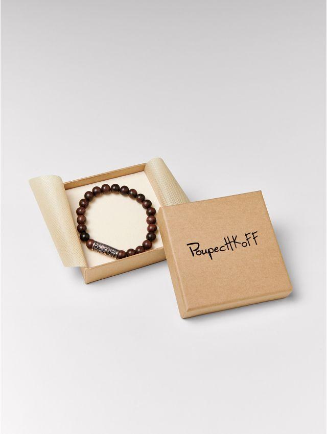 Bracelet à perles Poupechkoff