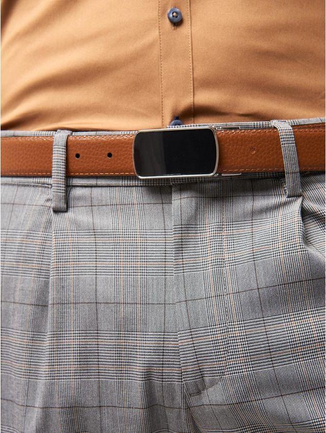 Coffret ceinture homme réversible