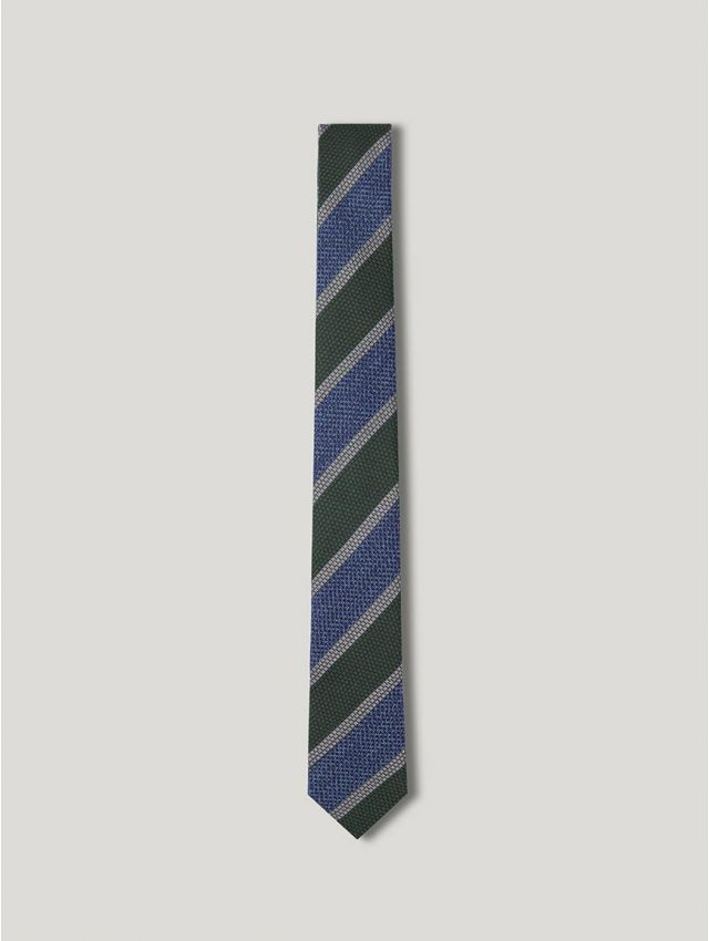 Cravate homme à rayures