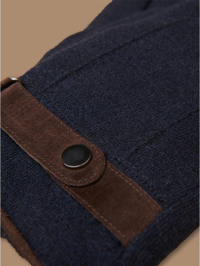 Gants homme textile