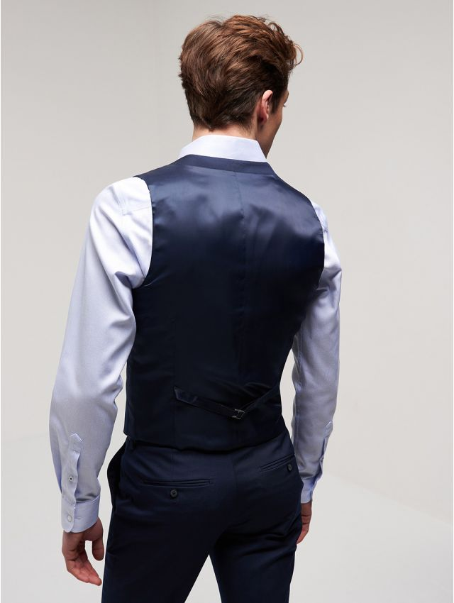 Gilet coordonnable stretch