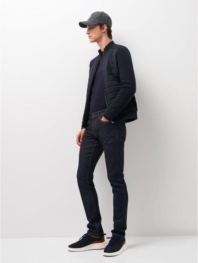 Jean slim selvedge