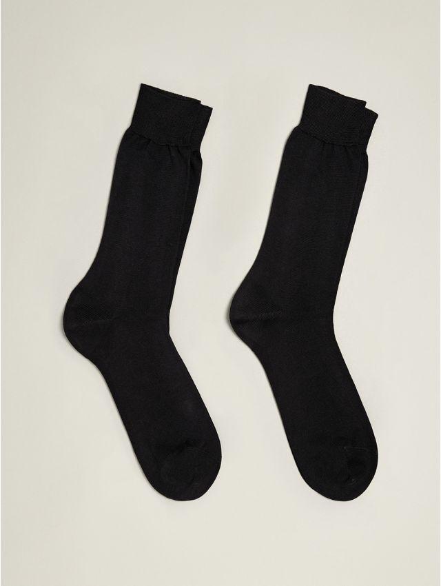Lot 2 paires de chaussette fil d'Ecosse