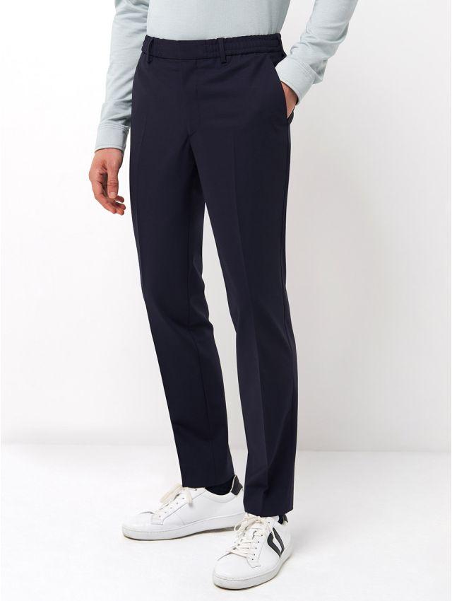 Pantalon coordonnable uni