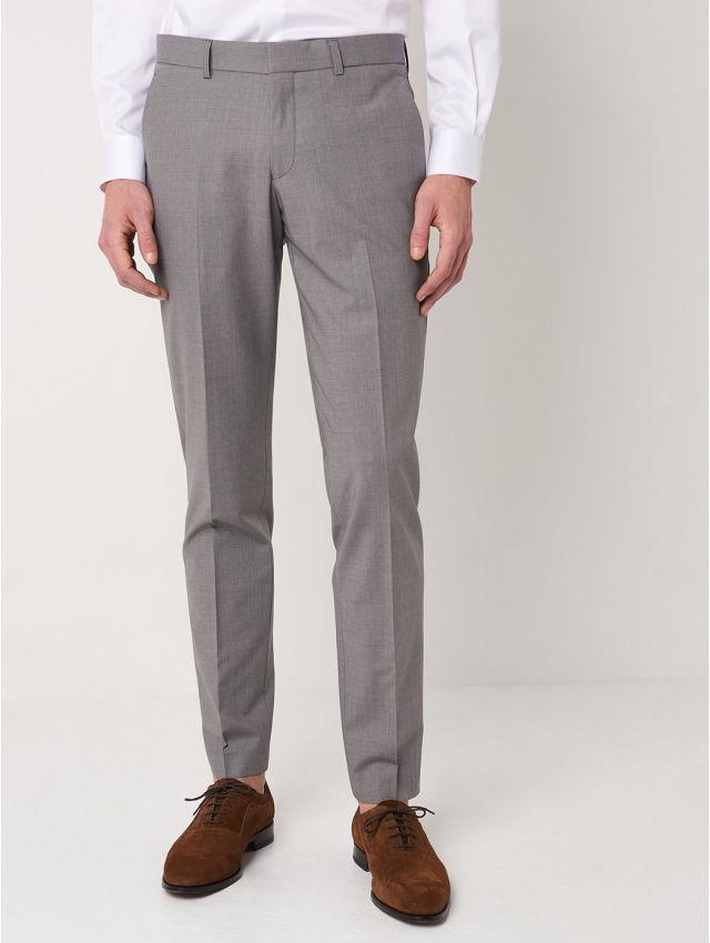 Pantalon extralim stretch laine 120's