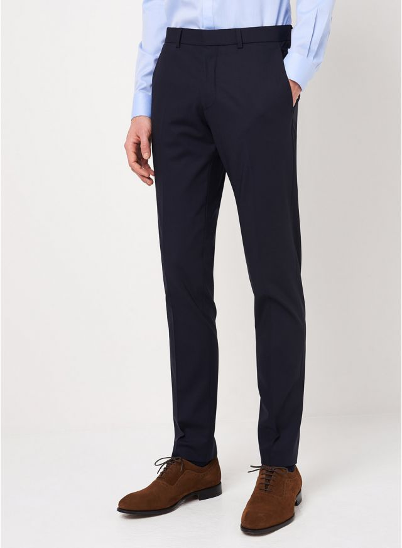 Pantalon coordonnable extraslim uni