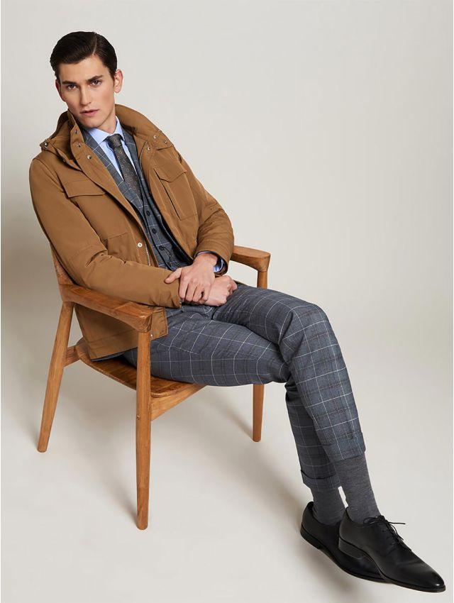Pantalon de costume prince de Galles