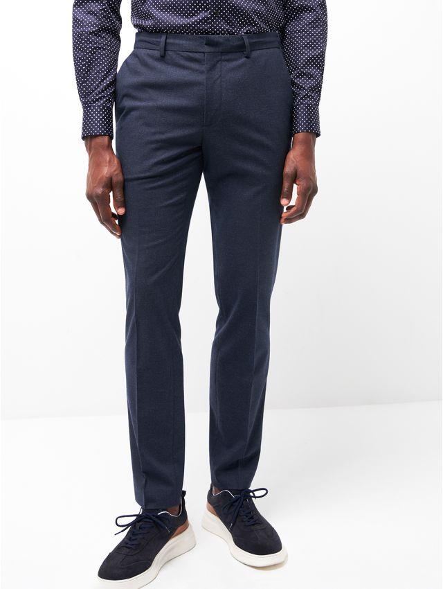 Pantalon de costume stretch confort