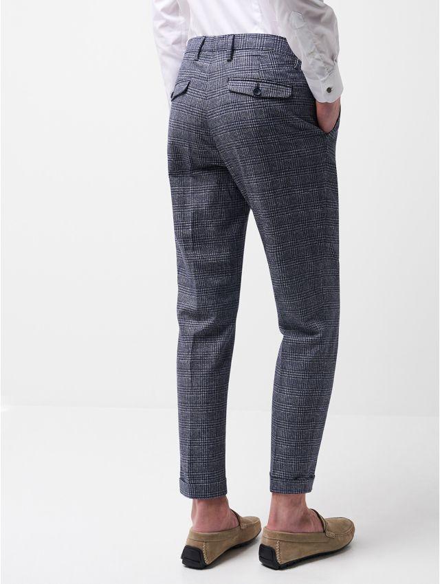 Pantalon ville homme fantaisie