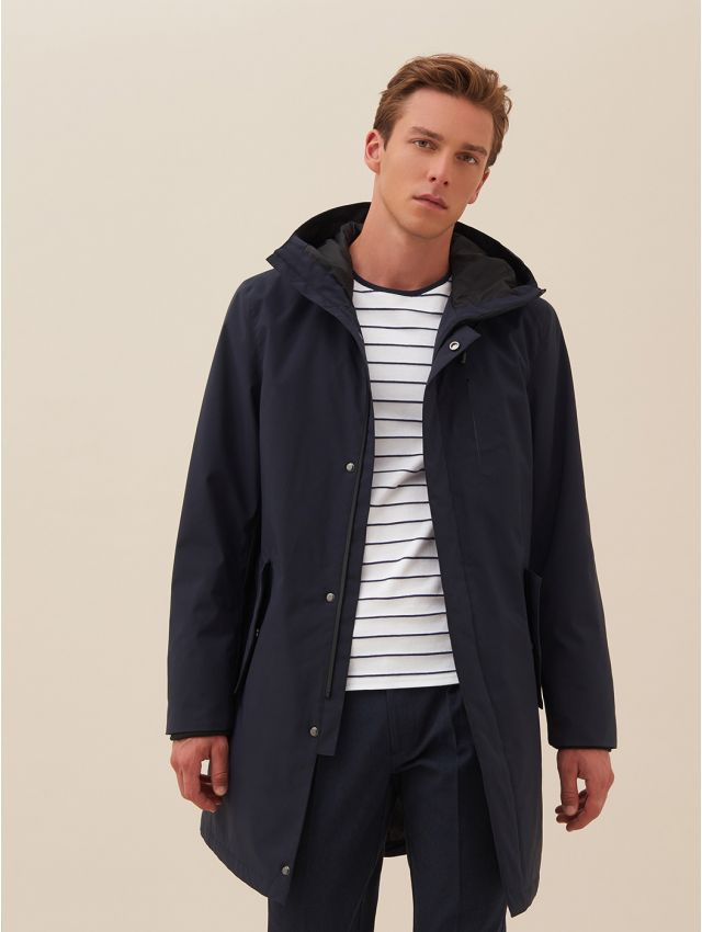 Parka homme casual
