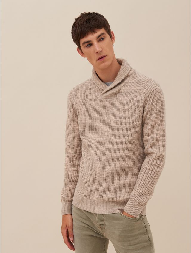 Pull homme casual