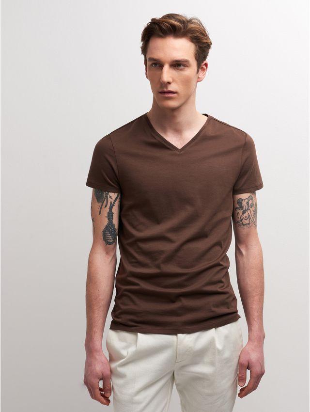Tee shirt chiné