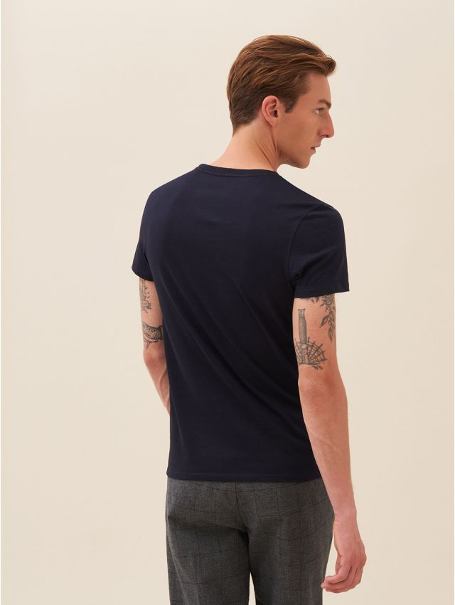 Tee shirt manches courtes homme ville