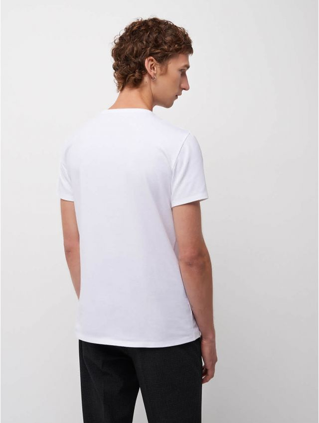 Tee shirt imprimé Dtech