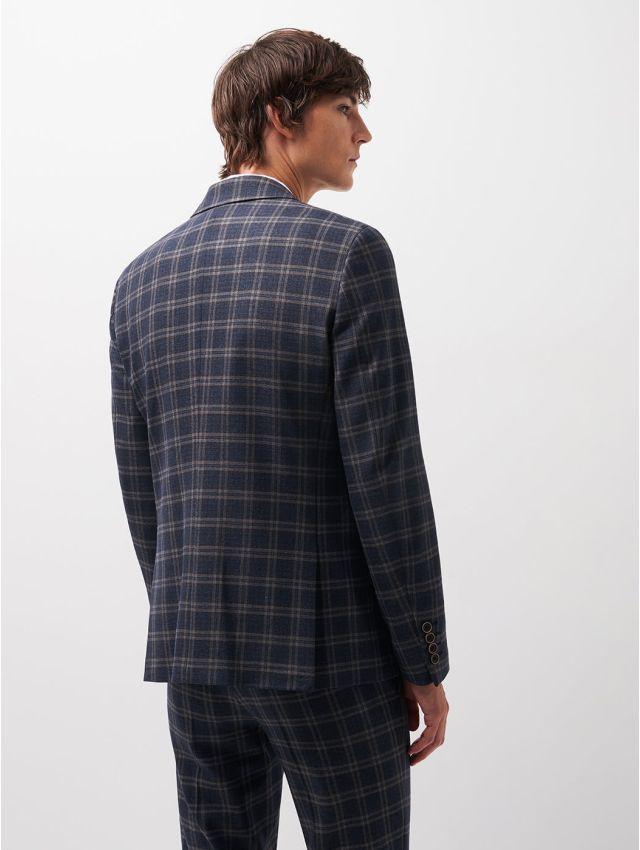 Veste coordonnable slim stretch