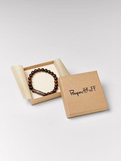 Bracelet à perles POUPECHKOFF - Image 1