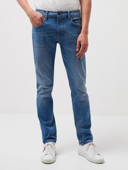Jean denim regular homme casual - Image 1