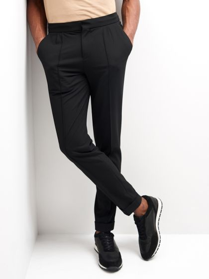 Pantalon city coordonable bi-stretch - Image 1