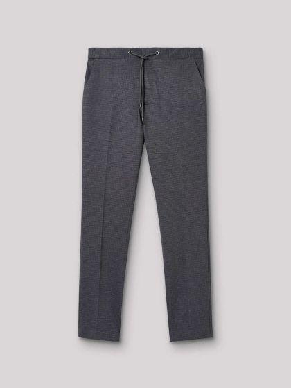 Pantalon coordonnable à carreaux - Image 3