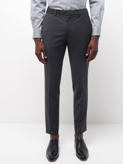 Pantalon coordonnable uni - Image 1