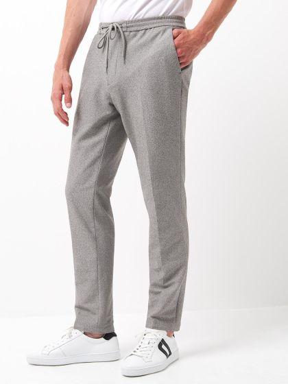 Pantalon de costume lavable en machine - Image 1
